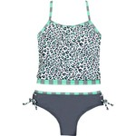 O'Rageous® Girls' Animal Planet 2-Piece Swimsuit