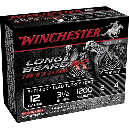 Winchester Long Beard XR 12 Gauge 3.5 inches 4 Shot Shotshells - view number 1