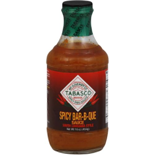 TABASCO® South Louisiana Style Spicy Barbecue Sauce - view number 1