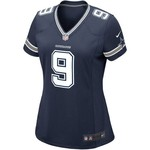 Nike™ Women's Dallas Cowboys Tony Romo #9 Game Replica Jersey
