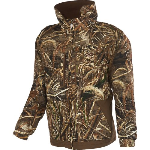 Drake Men s MST Fleece Lined Full Zip Jacket
