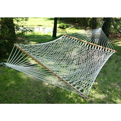 Pawleys Island Cotton Rope Hammock - view number 1