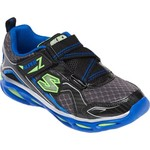 SKECHERS Boys' S-Lights Ipox Athletic Lifestyle Shoes