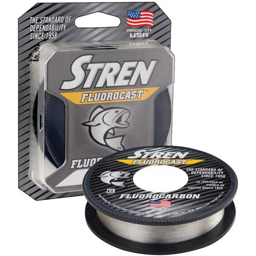 Stren® Fluorocast™ 200 yards Fluorocarbon Fishing Line - view number 1