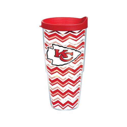 Tervis Kansas City Chiefs Chevron 24 oz. Tumbler with Lid