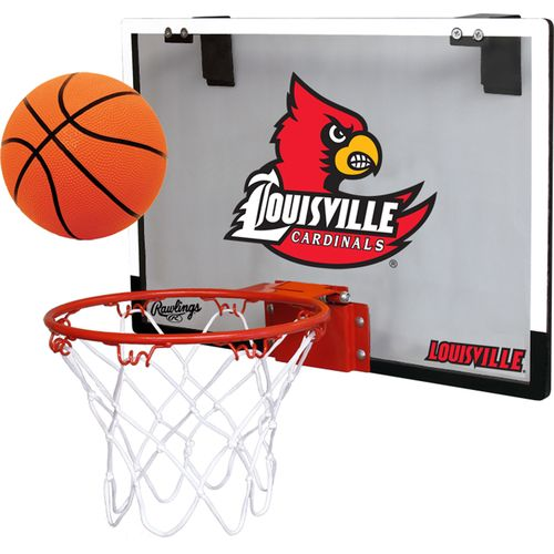 Jarden Sports Licensing Kids' University of Louisville Game On Hoop Set