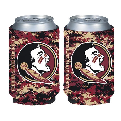 Kolder Florida State University 12 oz. Digi Camo Kaddy - view number 1
