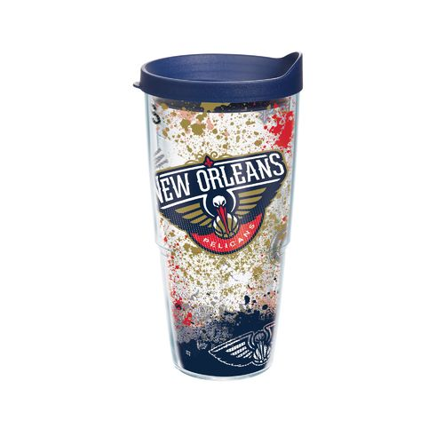 Tervis New Orleans Pelicans Splotch 24 oz. Tumbler with Lid