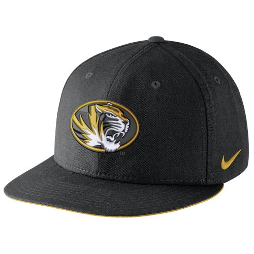 Nike™ Men's University of Missouri Players True Snapback Cap