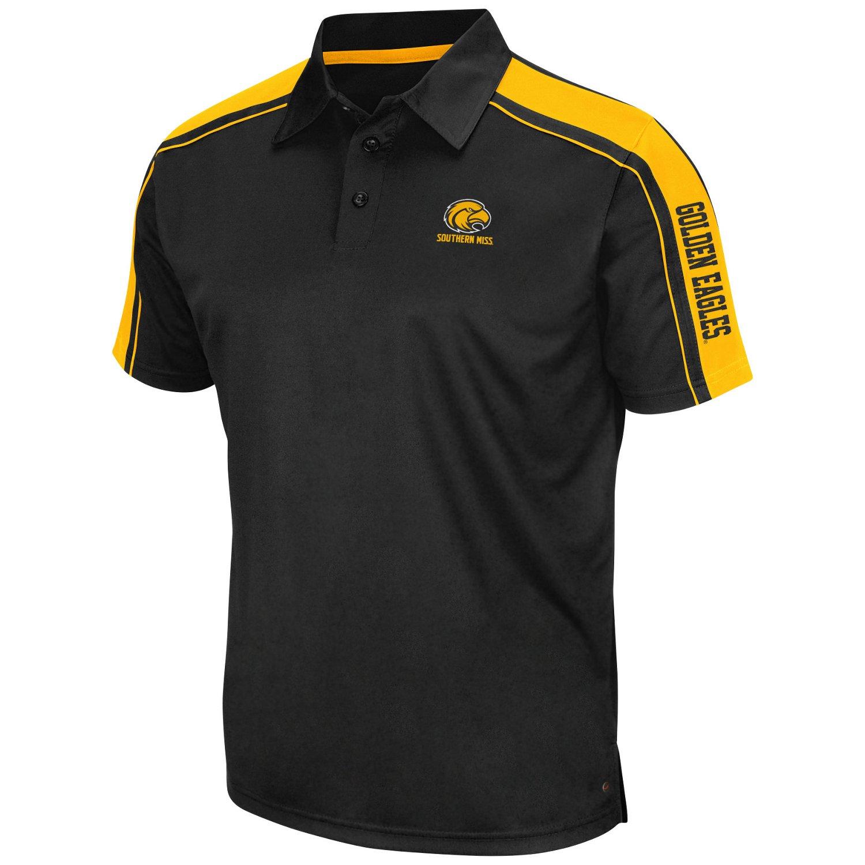 Colosseum athletics men 39 s university of southern Arizona state golf shirts