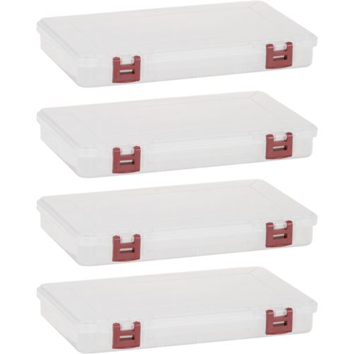 Plano® StowAway 3750 Tackle Boxes 4-Pack