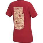 New World Graphics Women's University of Oklahoma Short Sleeve T-shirt
