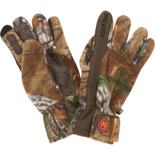 Game Winner Men's Midweight Scent Control Hunting Gloves