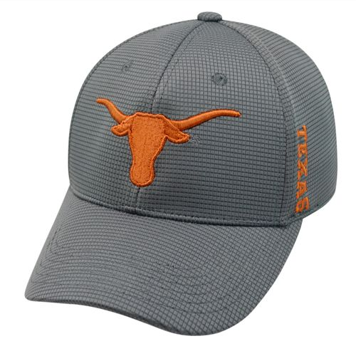 Top of the World Men's University of Texas Booster Plus Cap