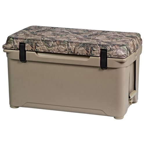 Engel 80 DeepBlue Roto-Molded High-Performance Cooler with Camo Lid
