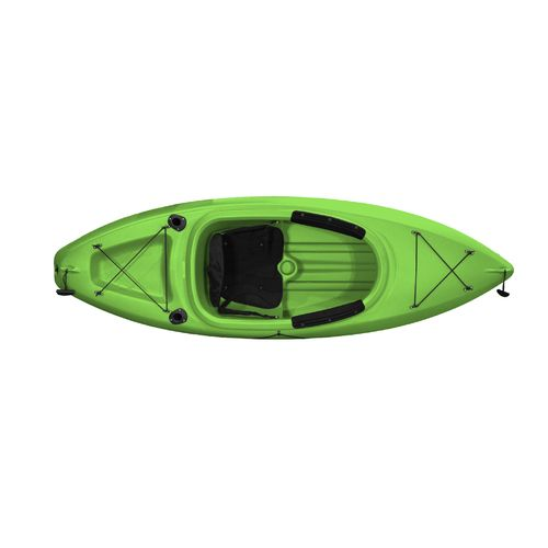 No limits journey 8 39 6 sit in fishing kayak academy for Academy sports fishing kayaks