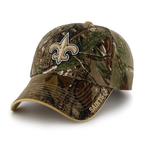 Display product reviews for '47 Adults' New Orleans Saints Realtree Frost MVP Cap