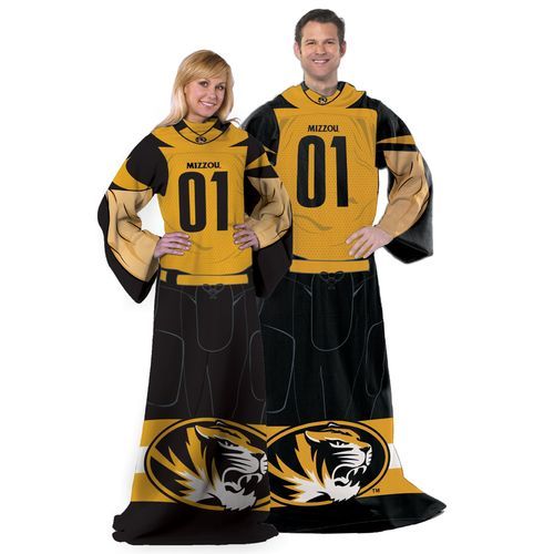 The Northwest Company University of Missouri Uniform Comfy Throw - view number 1