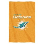 The Northwest Company Miami Dolphins Sweatshirt Throw - view number 1