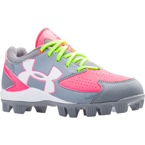 under armour girls softball cleats