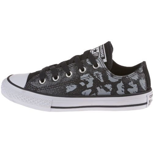 Converse Girls' Chuck Taylor All Star Ox Low Casual Shoes