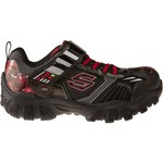 SKECHERS Boys' Star Wars™ Damager III Darth Vader Shoes