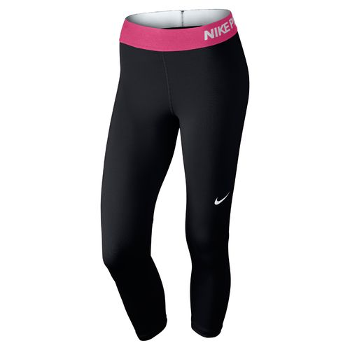 Display product reviews for Nike Women's Pro Cool Capri Pant