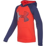 Under Armour® Boys' Storm Armour® Fleece Jumbo Big Logo Hoodie