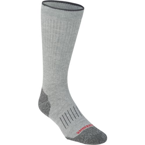 Wolverine Men's All Season Mid Calf Work Socks 2-Pack