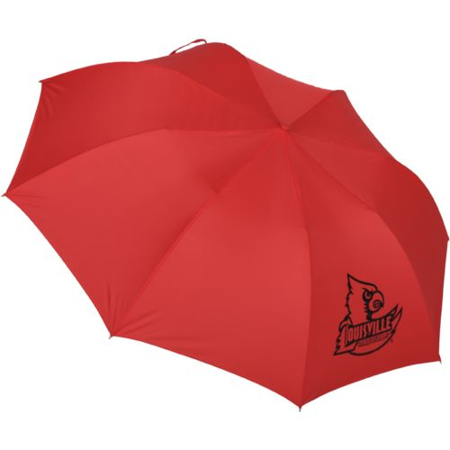 "Storm Duds University of Louisville 42"" Automatic Folding Umbrella"