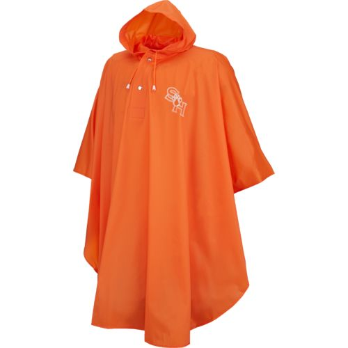 Storm Duds Men's Sam Houston State University Slicker Heavy Duty PVC Poncho