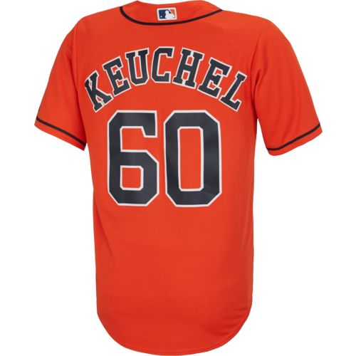 Majestic Men's Houston Astros Dallas Keuchel #60 Replica