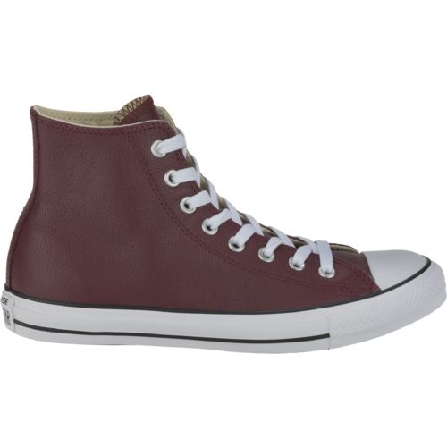 Converse Men's Chuck Taylor All-Star Leather Hi-Cut Shoes