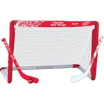 Franklin Detroit Red Wings Mini Hockey Goal Set