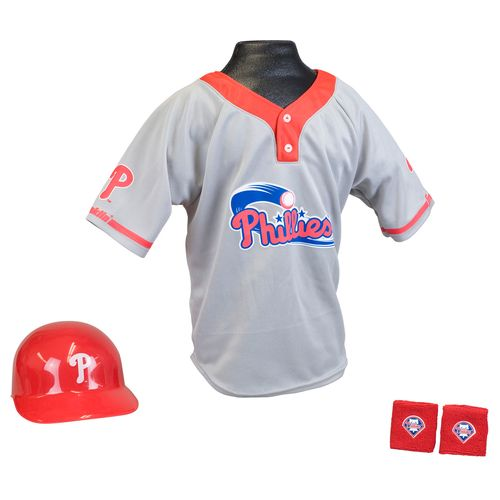Franklin Kids' Philadelphia Phillies Uniform Set