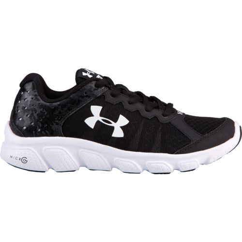 under armour kids tennis shoes