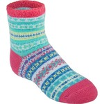 Magellan Outdoors™ Kid's Lodge Fair Isle Quarter Socks