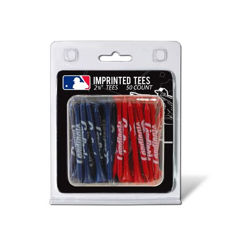 Team Golf St. Louis Cardinals Golf Tees 50-Pack