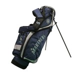 Team Golf Seattle Mariners Nassau Golf Stand Bag - view number 1