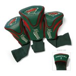 Team Golf Minnesota Wild Contour Sock Head Covers 3-Pack - view number 1