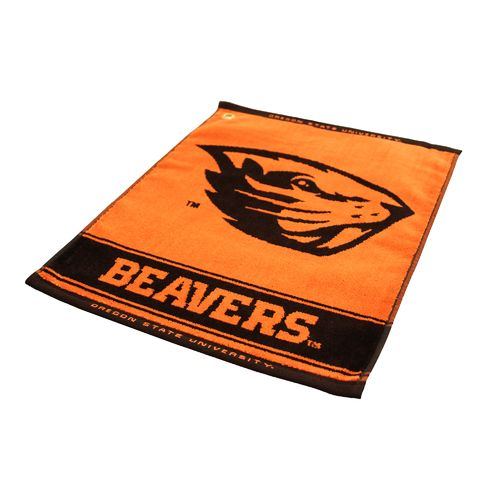 Team Golf Oregon State University Woven Towel