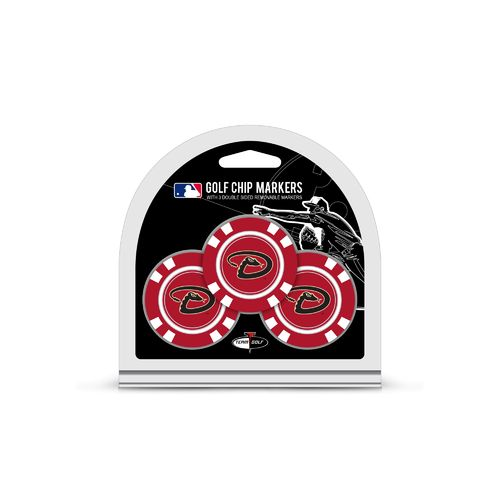 Team Golf Arizona Diamondbacks Poker Chip and Golf Ball Marker Set