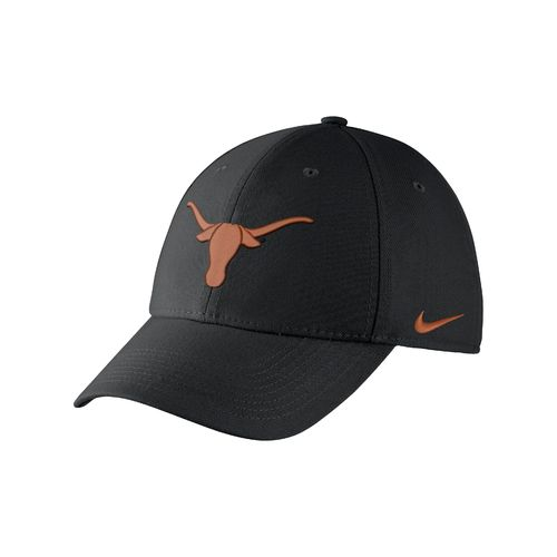 Nike™ Adults' University of Texas Swoosh Flex Cap