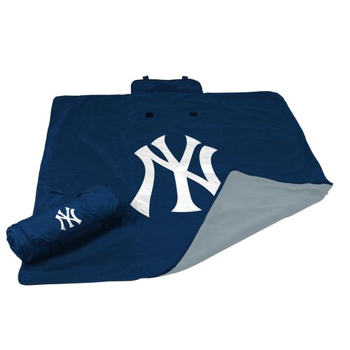 Logo New York Yankees All-Weather Blanket