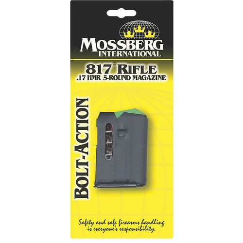 Mossberg 817 Bolt Action .17 HMR 5-Round Replacement Magazine