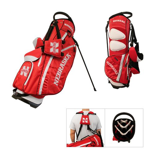 Team Golf University of Nebraska-Lincoln Fairway 14-Way Stand Golf Bag - view number 1