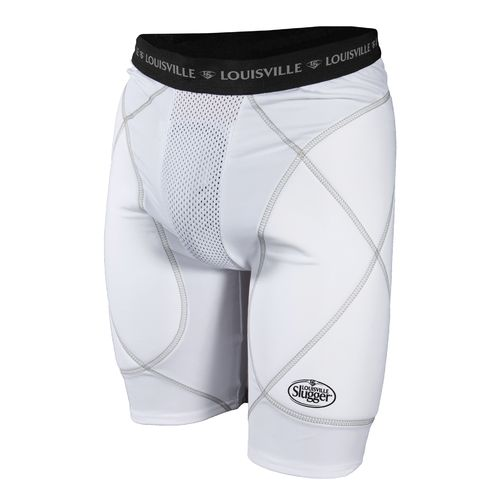 Louisville Slugger Men's Gold Shield Baseball Sliding Short