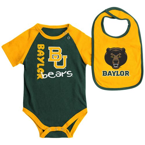 Colosseum Athletics Infants' Baylor University Rookie Onesie and