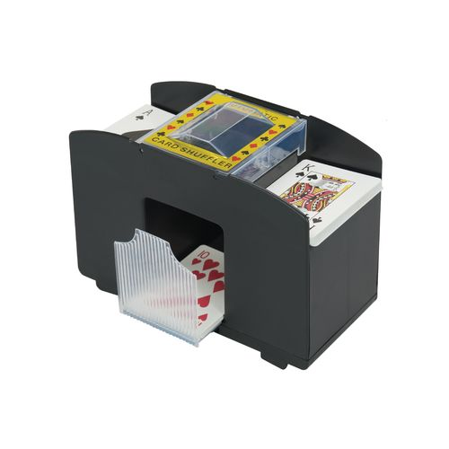 Display product reviews for GLD 4-Deck Automatic Card Shuffler