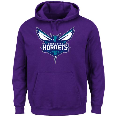 Majestic Men's Charlotte Hornets Tek Patch™ Hoodie
